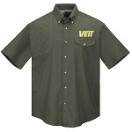 Freebore Short Sleeve Shooting Shirt