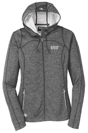 ENDURANCE Ladies Pursuit Full-Zip