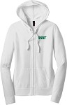 Ladies Fitted Full-Zip Hoodie