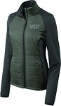 Ladies Hybrid Soft Shell Jacket