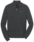 Men's 1/2-Zip Sweater