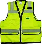 HEAVY DUTY SURVEYOR SAFETY VEST
